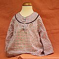 Blouse Combourg