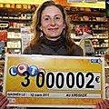 Chance et sortilege de loterie et loto