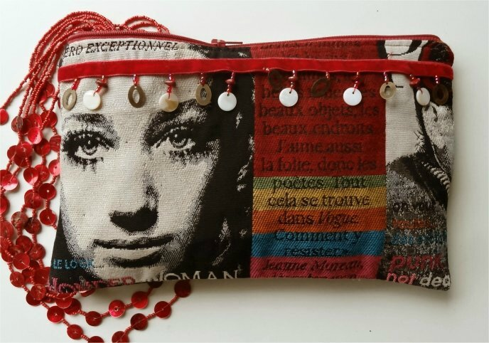 Trousse hippie