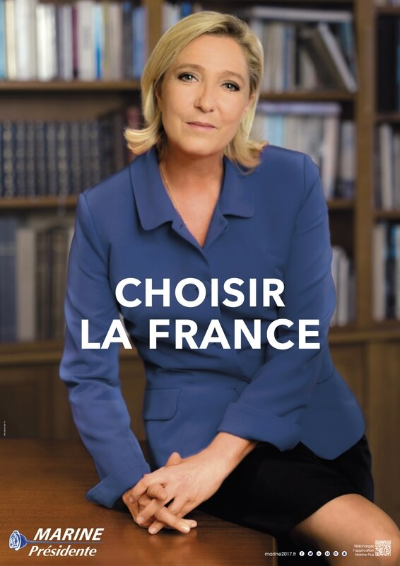Affiche officielle MLEPEN