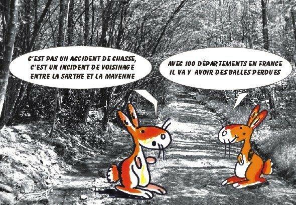 La st hubert de nos braves chasseurs ouverture - Dessin 4x4 humoristique ...