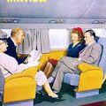 Décembre 1945 pub pour la compagnie douglas