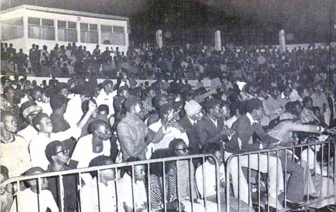 audience in dakar
