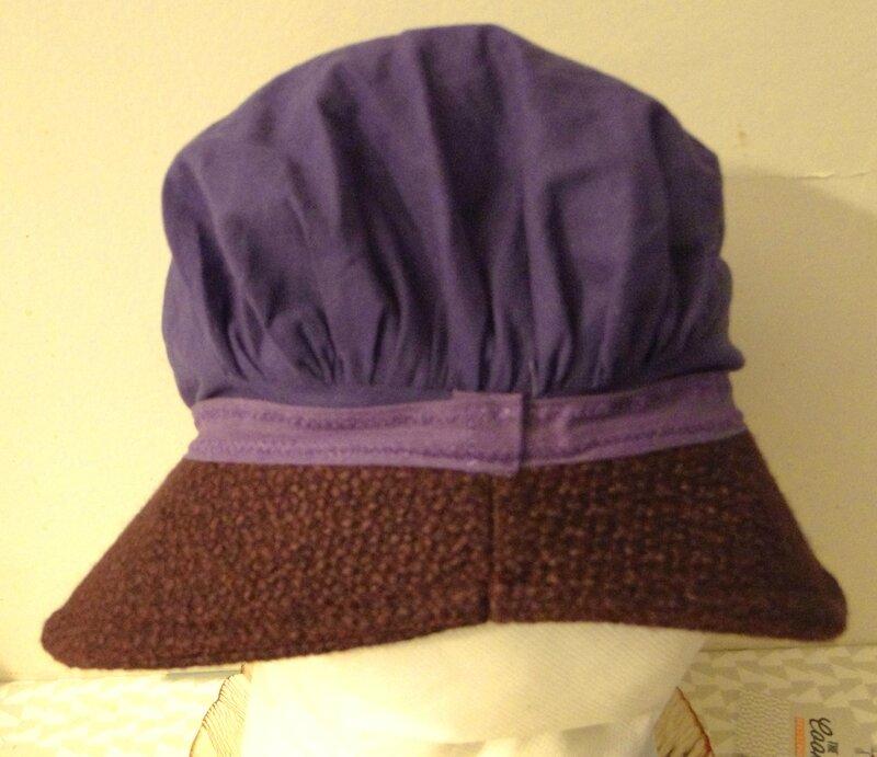 Chapeau envers