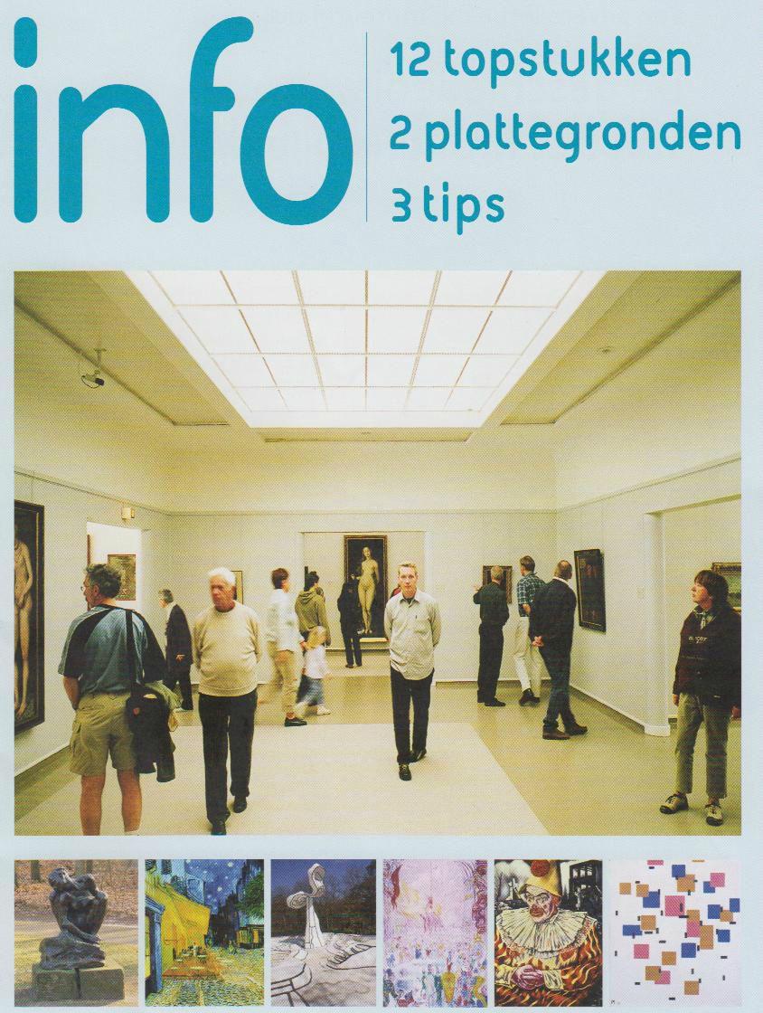 Kröller-Müller Museum - brochure 2