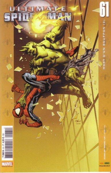 ultimate spiderman 61