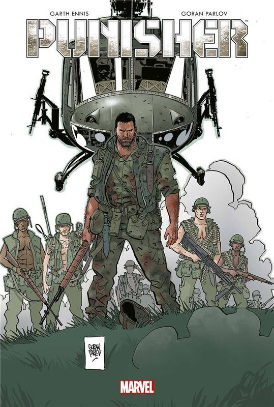 100% marvel punisher the platoon