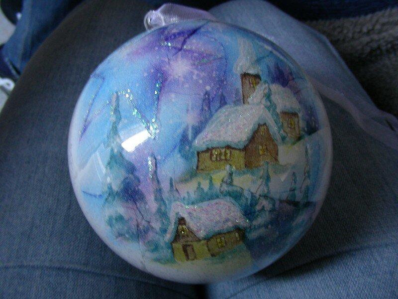 Boule Noel 8
