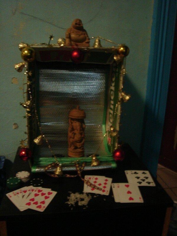 Le temple de la chance