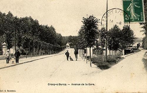 Avenue de la gare 02