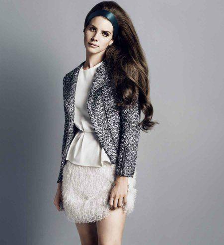 Lana Del Rey - H&M 3