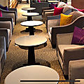 Thai first international royal first lounge, bangkok
