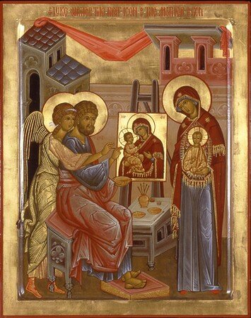 Saint_Luke_Writes_the_First_Icon_of_the_Mother_of_God