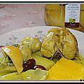 Tajine de lapin, olives et artichauts
