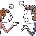 A quoi ça sert de se disputer?