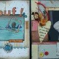 page de gauche Marie Ruiz page de droite Audrey Ott