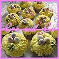 Cupcake de Paques 2013