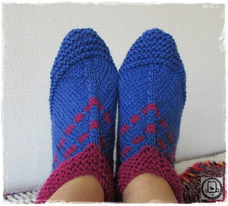 Lilou pour L - chaussons bottine2