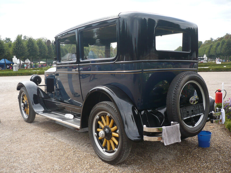 BUICK Model 20 Standard Six Five-Passenger Sedan 1927 Schwetzingen (2)