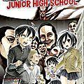 L'attaque des titans junior high school (tome 01) de saki nakagawa & hajime isayama