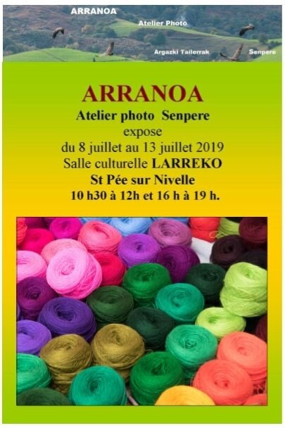 Affiche Expo 2019