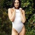 Maillot N-011 White shiny UltraThin Realise
