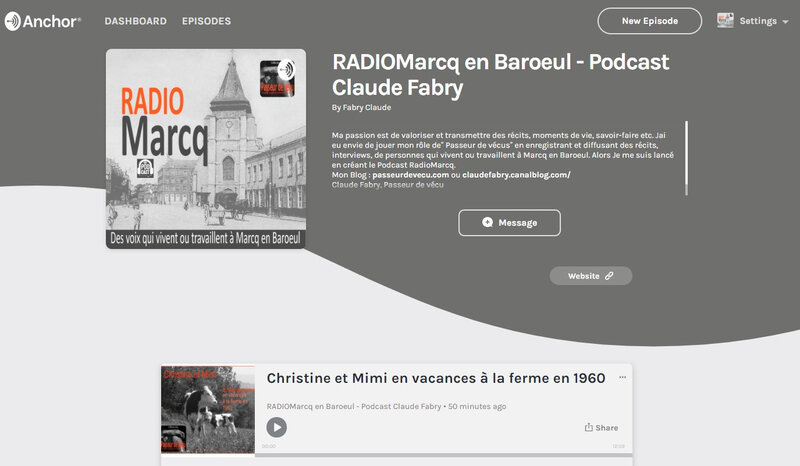 Podcast Radio Marcq
