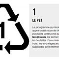 Déchets plastiques menagers : le polyéthyléne téréphtalate (pet)