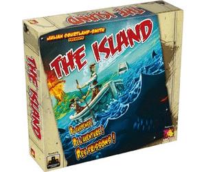 Boutique jeux de société - Pontivy - morbihan - ludis factory - The island