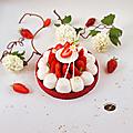 Tarte fraise amande 3