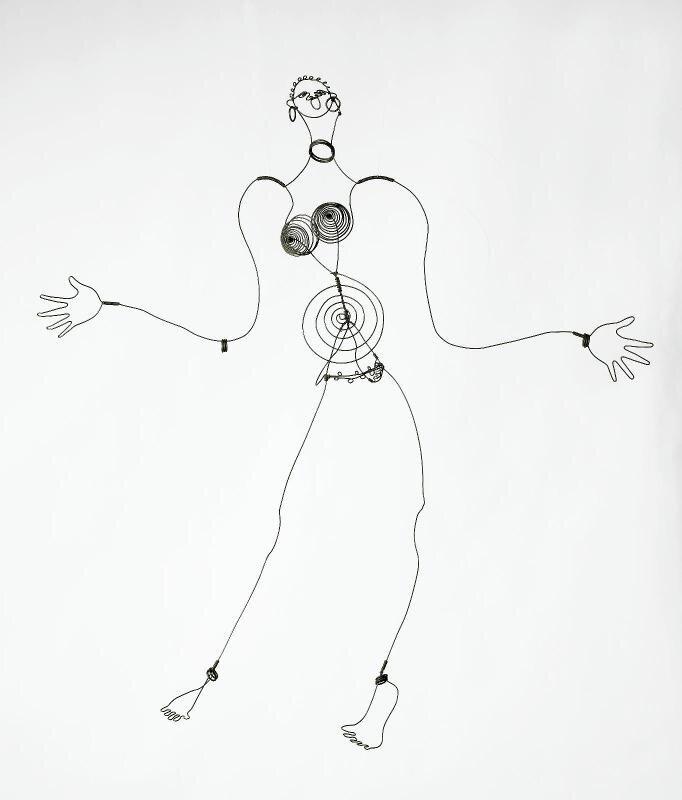 Calder Joséphine-Baker-IV-1928