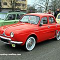 Renault dauphine (Retrorencard avril 2013) 01