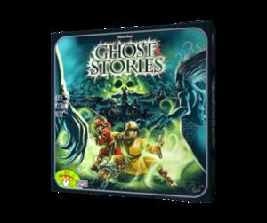 Boutique jeux de société - Pontivy - morbihan - ludis factory -Ghost stories