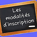 Inscriptions salon place ô livres 2018
