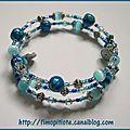 Bijoux pate fimo collier bracelet boucles d oreilles (144)