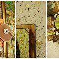 Canvas carte de voeux !!!! en vue de l'expo !!!