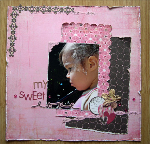 My sweet love