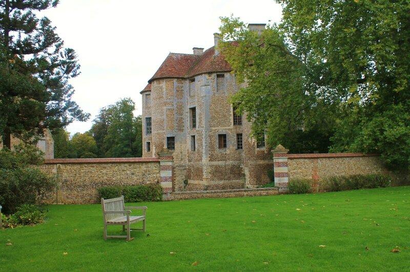 Balades au Bec Helloin et au château D'Arcourt 075