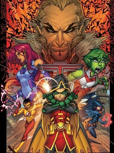 teen titans rebirth a