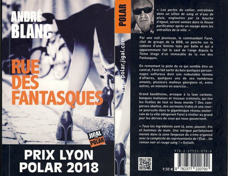 3 - Rue des Fantasques - André Blanc