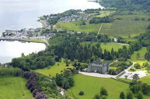 inveraray-castle-with-aerial