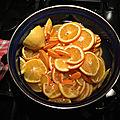 Confitures d'oranges