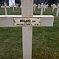 Brigand julien (saint plantaire) + 22/07/1916 cerizy gailly (80)