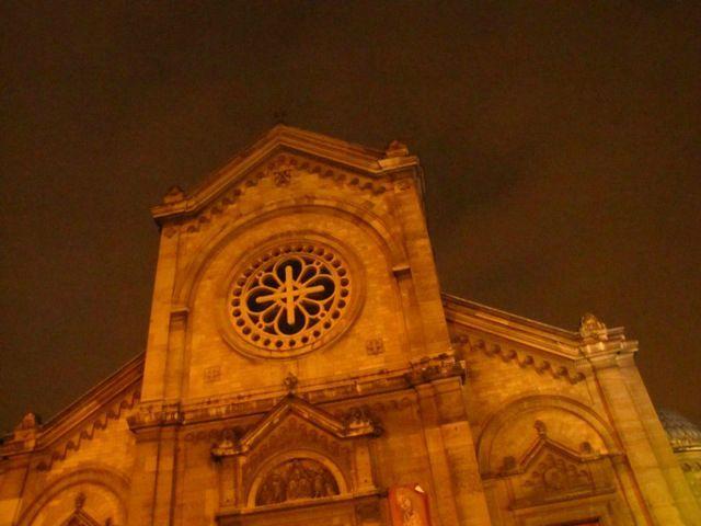 Paris réveillon de la Saint Sylvestre 2011n