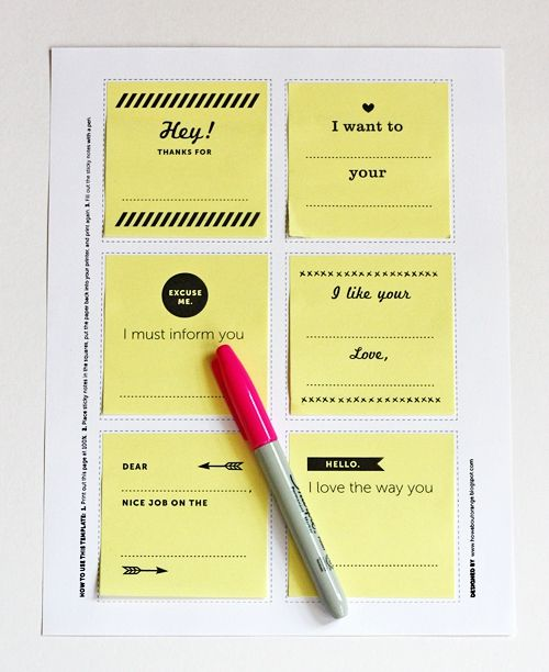1-printable-post-its