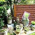 Petits coins de notre jardin