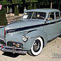 Studebaker commander delux-tone sedan-1941