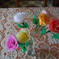 2ème bouquet de roses