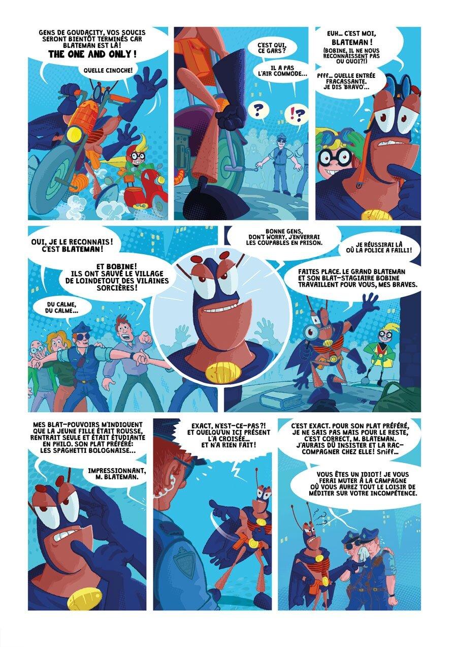Blateman & Bobine #2 - page 3