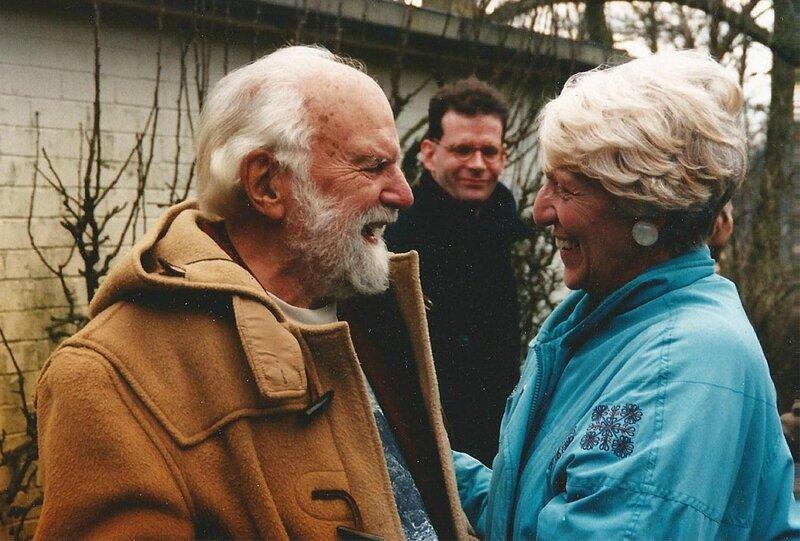 Douglas and Catherine 90th